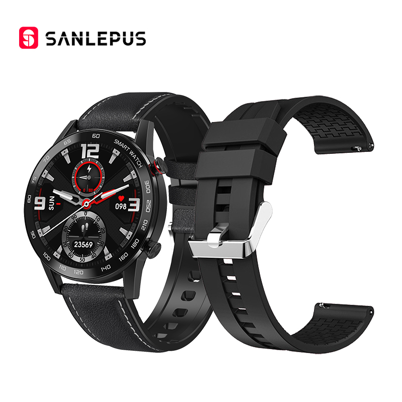 With Silicone Strap