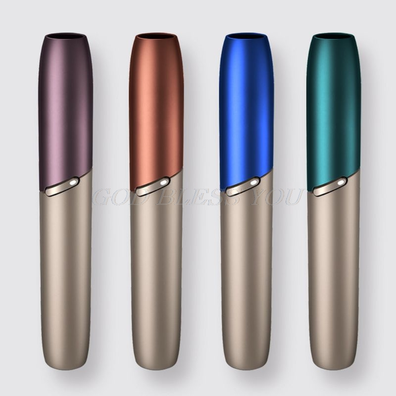 1Pc Colorful Cap Mouthpiece Shell Outer Case Replacement For IQOS 3.0 Vape Accessories IQOS Cap 8 Colors Drop Shipping