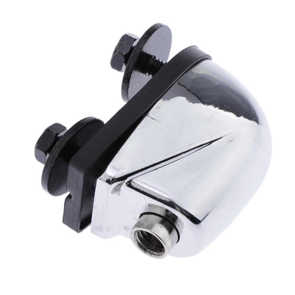10 NEW Drum Lugs with Gaskets Single End Snare Drum Lug Tom Lug Silver Drum Lug