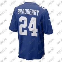 Jersey Royal-Game Customized Bradberry New York 4XL Stitch Youth Kid James Men Women
