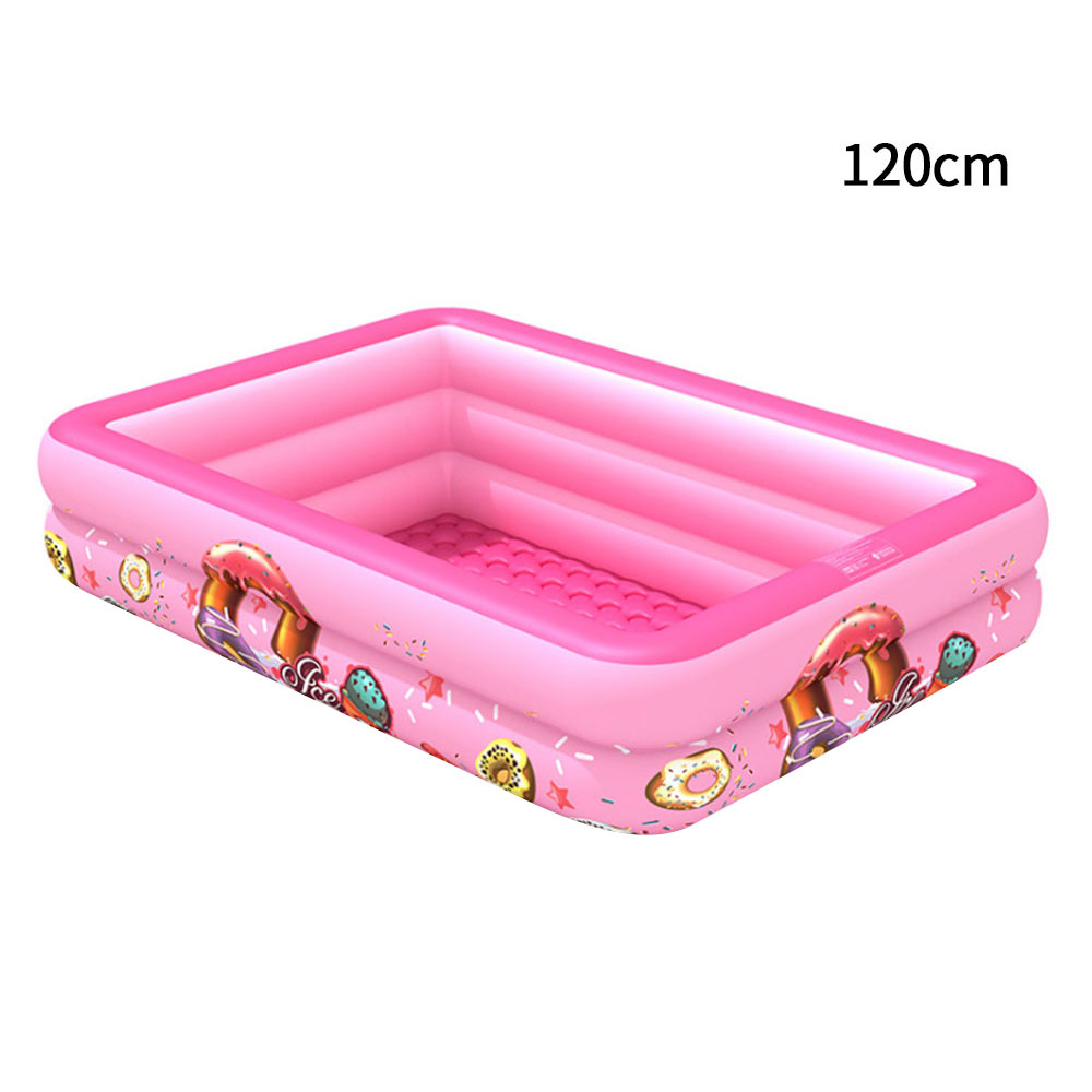 Kiddie Inflatable Swimming Pool Summer Party Family Water Play Center Multi-Layer Outdoor Summer Toy for Kids Adult May18