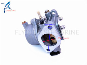 Image 2 - 67D 14301 01 Outboard มอเตอร์คาร์บูเรเตอร์ ASSY สำหรับ Yamaha 4 จังหวะ 4hp 5HP F4A F4M 67D 14301 13 00 67D 14301 11