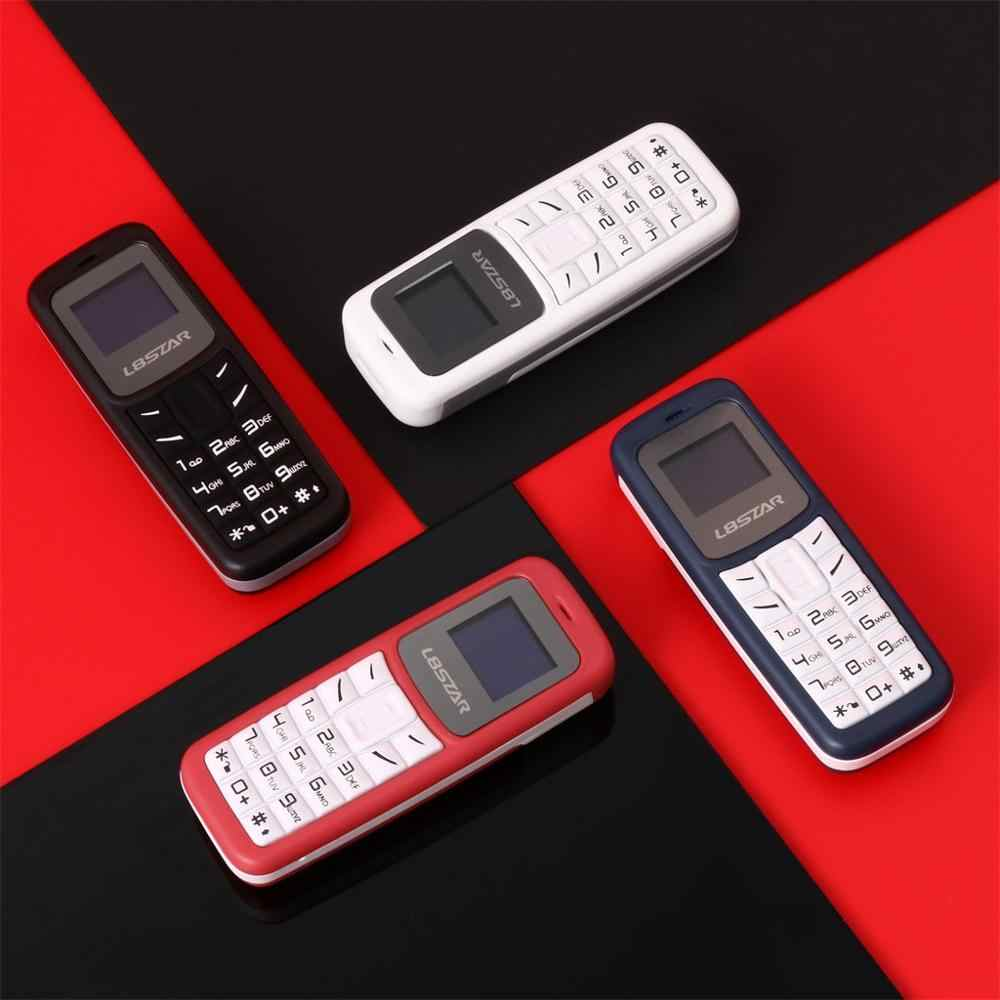 L8STAR-miniteléfono inteligente BM30, teléfono móvil libre con tarjeta SIM + TF, 2G/3G/4G inalámbrico, Auriculares Bluetooth, auricular con marcador, móvil con Mp3