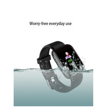 Smart Watch 116 Plus Wristband Fitness Blood Pressure Heart Rate For Android Pedometer D13 Waterproof Sports Smart Watch Band Z2(China)