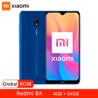 Globale ROM Xiaomi Redmi 8A 8 EINE 4GB 64GB Handy Snapdragon 439 Octa Core 6.22