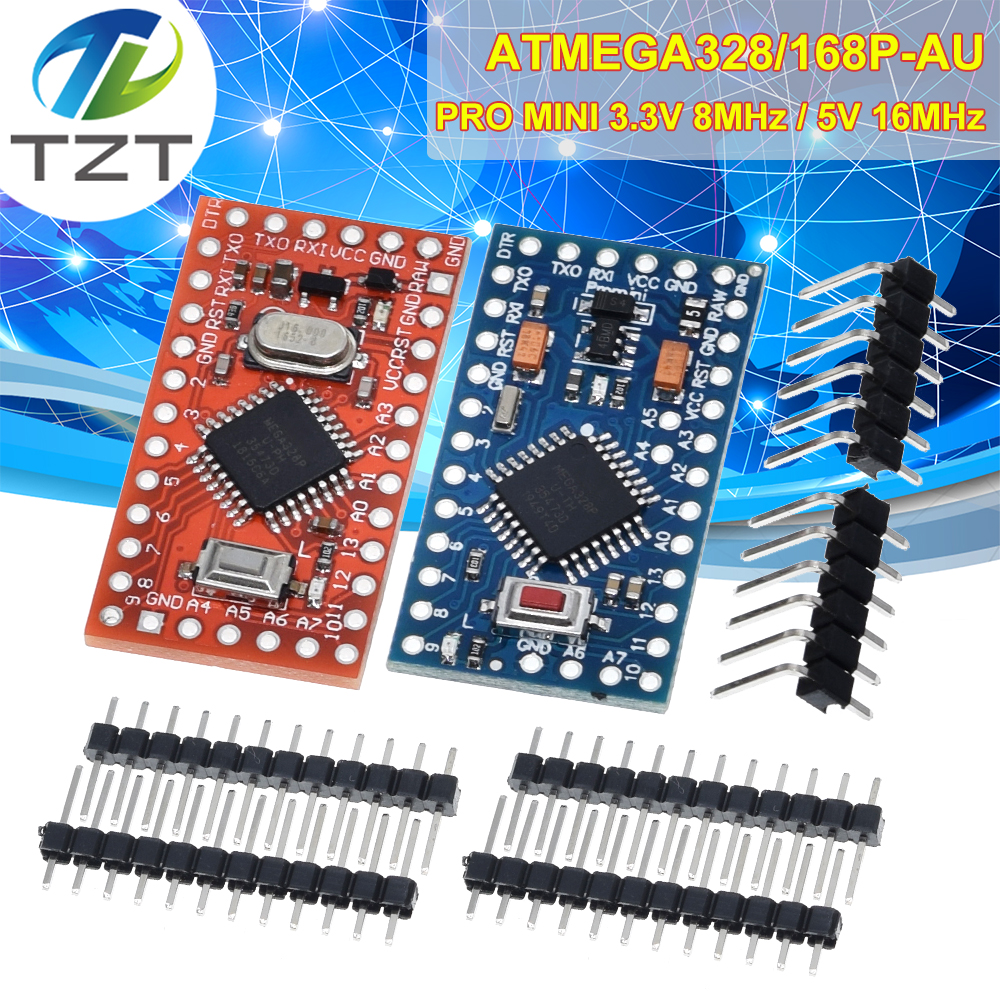 ATMEGA328P Pro Mini 328 Mini ATMEGA328 5 В/16 МГц ATMEGA328 3,3 В 8 МГц для Arduino