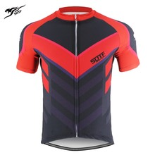 SOTF Warrior Breathable Quick Dry Summer Cycling Jersey Men Women Motocross Clothing Short Sleeve Road Bike Jersey Bicycle Shirt xintown breathable cycling jersey bike bicycle shirt motocross downhill mtb jersey men women pro short sleeve quick dry clothing