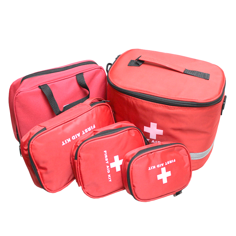 Handy Household Multi-Layer First Aid Kit Outdoor Travel Portable Life Kit Medicine Bag For Outdoors Car Luggage School Hiking