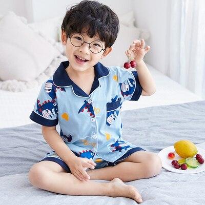 criancas pijamas 2020 primavera meninas meninos pijamas 04