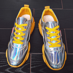 Image 2 - 2020 Mode Casual Schoenen Mannen Ademende Sneakers Leisure Mesh Mannen Schoenen Tenis Masculino Krasovki Zapatos De Hombre Scarpe Uomo