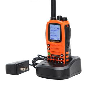 Image 3 - 10W Wouxun KG UV9D Companheiro 7 Banda Incluindo AirBand 3200mAh Walkie Talkie Rádio Amador amador de banda Repetidor Cruz Atualização KG UV9D Plus