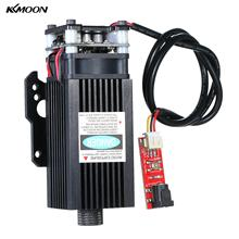 KKMOON Professional 20W Laser Head Laser Module Woodworking Machinery Parts DIY Tools For VG-L7 Laser Engraving Machine cheap Laser Head for VG-L7 Laser Engraving Machine