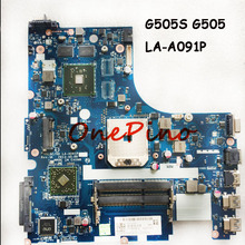 LA-A091P fit for lenovo G505 G505S laptop motherboard DDR3 tested working