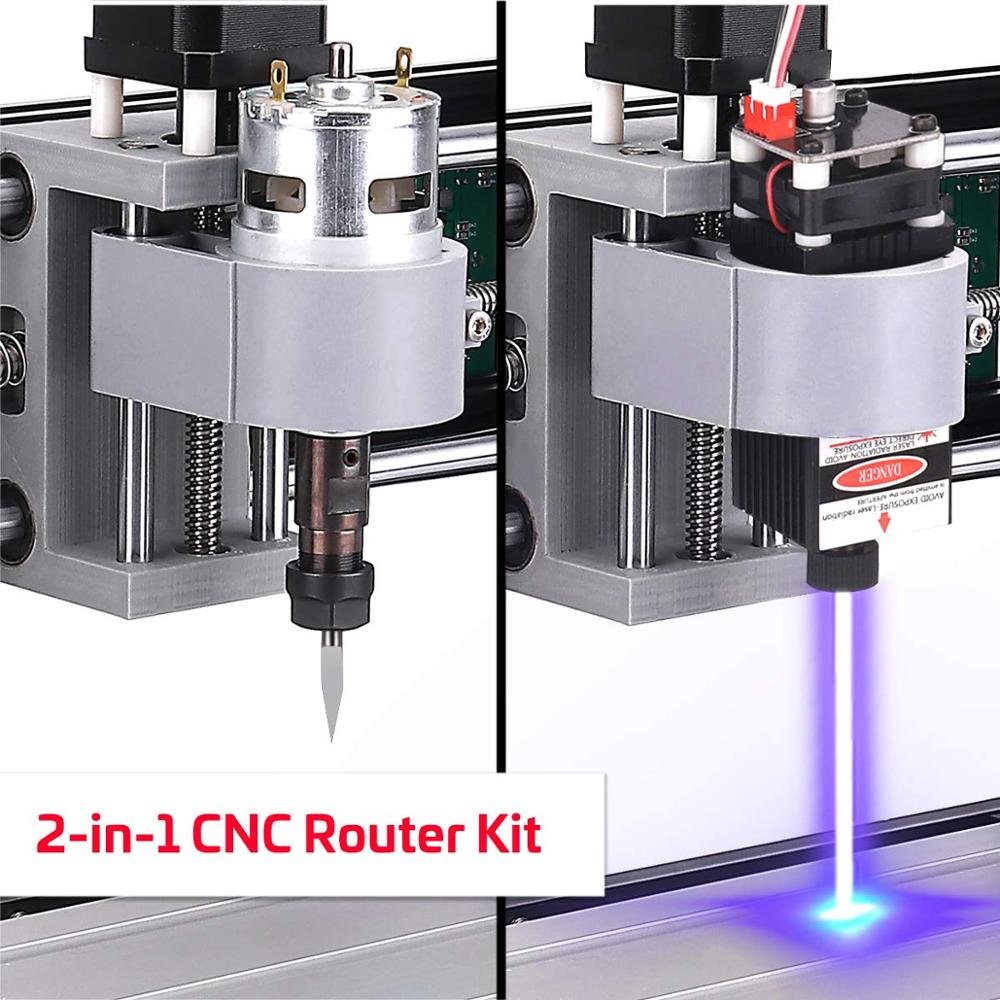 CNC Machine With Offline Controller/3-Axis Milling Machine 4