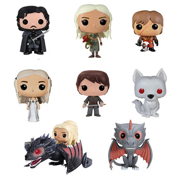 Game Thrones Figure Collections Toys  2