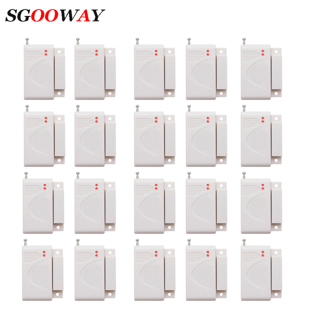 Sgooway 433MHz वायरलेस अलार्म सिस्टम