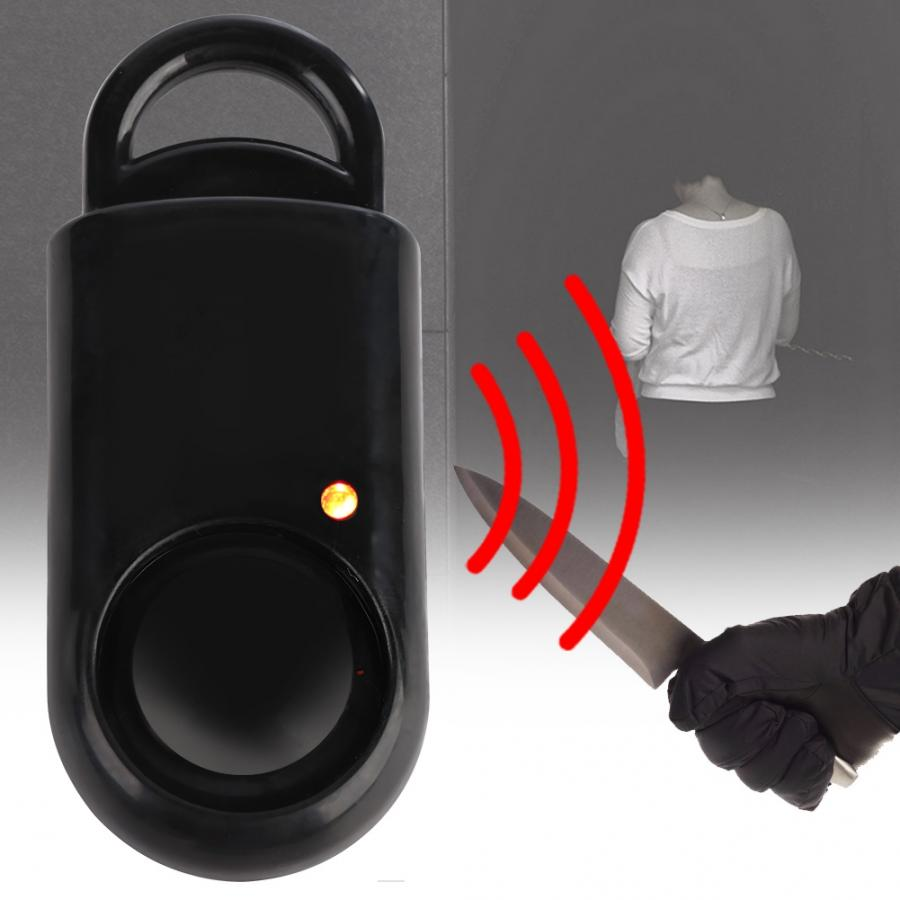 Personal Alarm 120dB Women Kids Girls Security Alarm Personal Alarm System Self Protection Anti-Wolf