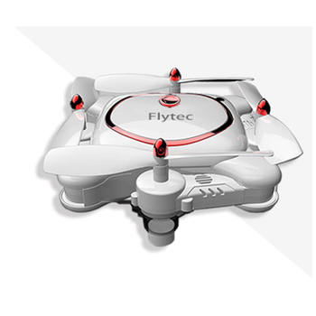 Flytec T16 Folding Pocket RC Drone Quadcopter High Definition Wifi Remote Control Aircraft Photography Optical Flow Positioning