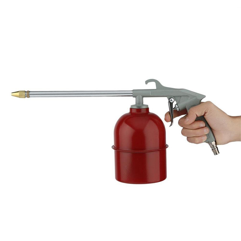 Auto Auto Motor Reinigung Guns Lösungsmittel Air Sprayer Entfetter Siphon Werkzeuge Grau Motor Pflege Werkzeuge Autos Halten Zubehör