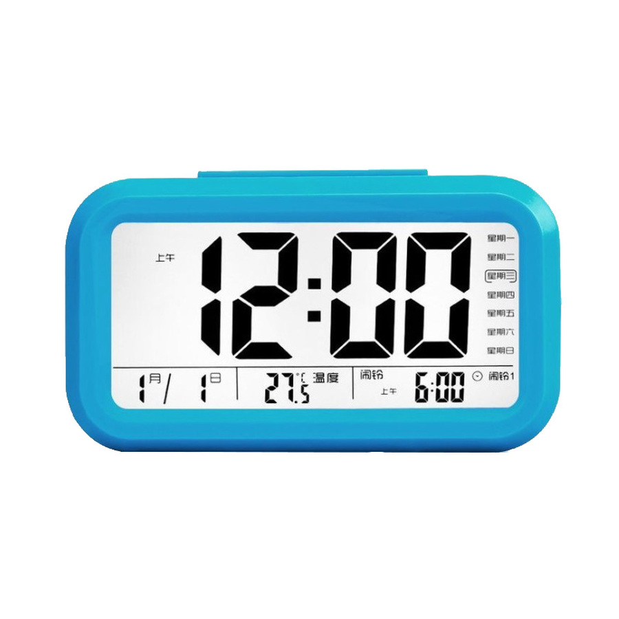 Digital Alarm Clocks For Bedrooms Wake