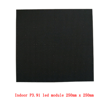 Good Price Full Color Indoor P3.91 250x250 SMD2121 LED display module indoor led tv