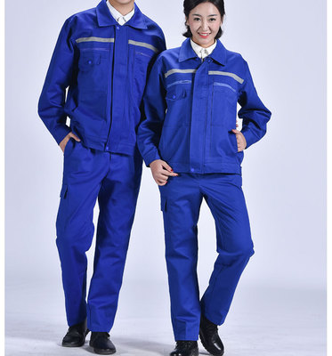 Fire-retardant Overalls Long Suit Wear Resistance Welders Labor Safety And Protective Clothing Cotton ChangFu Customization
