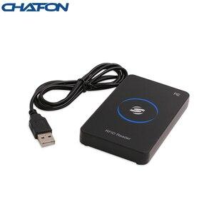 Image 4 - Chafon 125Khz Rfid Id Card Reader Met Meerdere Uitgang Ondersteuning Em4100 Em4200 Tk4100 Kaarten Bieden 1Pc Gratis Testen kaarten