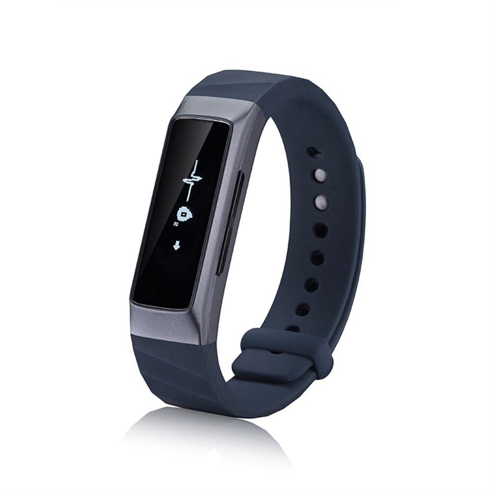 Health Managment C1 Smart Watch Heart Rate Oxygen Pressure Pulse Oximeter Blood Wristband Bracelet OLED Sport Hot Sales
