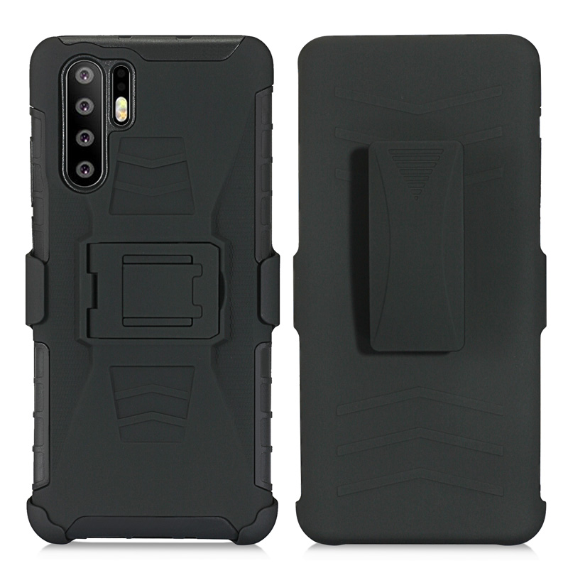 Armor <font><b>Case</b></font> <font><b>Cases</b></font> <font><b>Shockproof</b></font> Kickstand Belt Clip Back Cover For <font><b>Huawei</b></font> P30 P20 Pro Plus lite Y3 2017 Y5 Y6 <font><b>Y7</b></font> Y9 Prime 2018 <font><b>2019</b></font> image