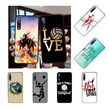 Nbdruicai Meisjes Sport Liefde Volleybal Luxe Unieke Ontwerp Telefoon Cover Voor Huawei Honor 20 10 9 8 8x 8c 9x 7c 7a Lite View(China)