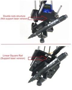 Image 4 - Diy ly drawbot caneta desenho figura pet máquina de escrever robô rotulação corexy xy plotter robô para cnc v3 escudo desenho brinquedos