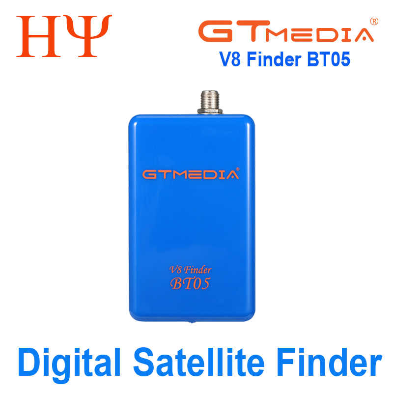 Asli GTmedia V8 Finder BT05 BT03 Finder DVB-S2 Finder Satelit Lebih Baik dari Satlink Ws-6933 Ws6906 Upgrade Freesat Bt01 BT03