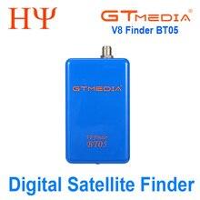 GTmedia buscador de satélite V8 Finder BT05 BT03, buscador de DVB S2 Original, mejor que satlink ws 6933 ws6906, actualización freesat bt01 BT03