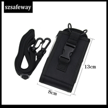 SZSAFEWAY MSC 20L yeni büyük boy naylon taşıma çantası çantası Motorola GP328 GP338 GP88 GP340 GP3688 MTP850 P8220 TK 3107 UV 82
