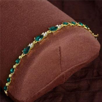 Women's Fashion Colorful Bracelets Bracelets Jewelry New Arrivals Women Jewelry Metal Color: H260
