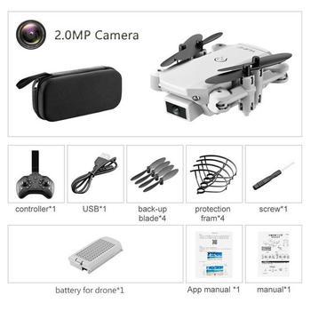 ZITY S66 FPV Mini Drone With Camera HD RC Foldable Drone 4K Professional Wifi Double Camera Drones Quadcopter RC Drone Mini Toys 16