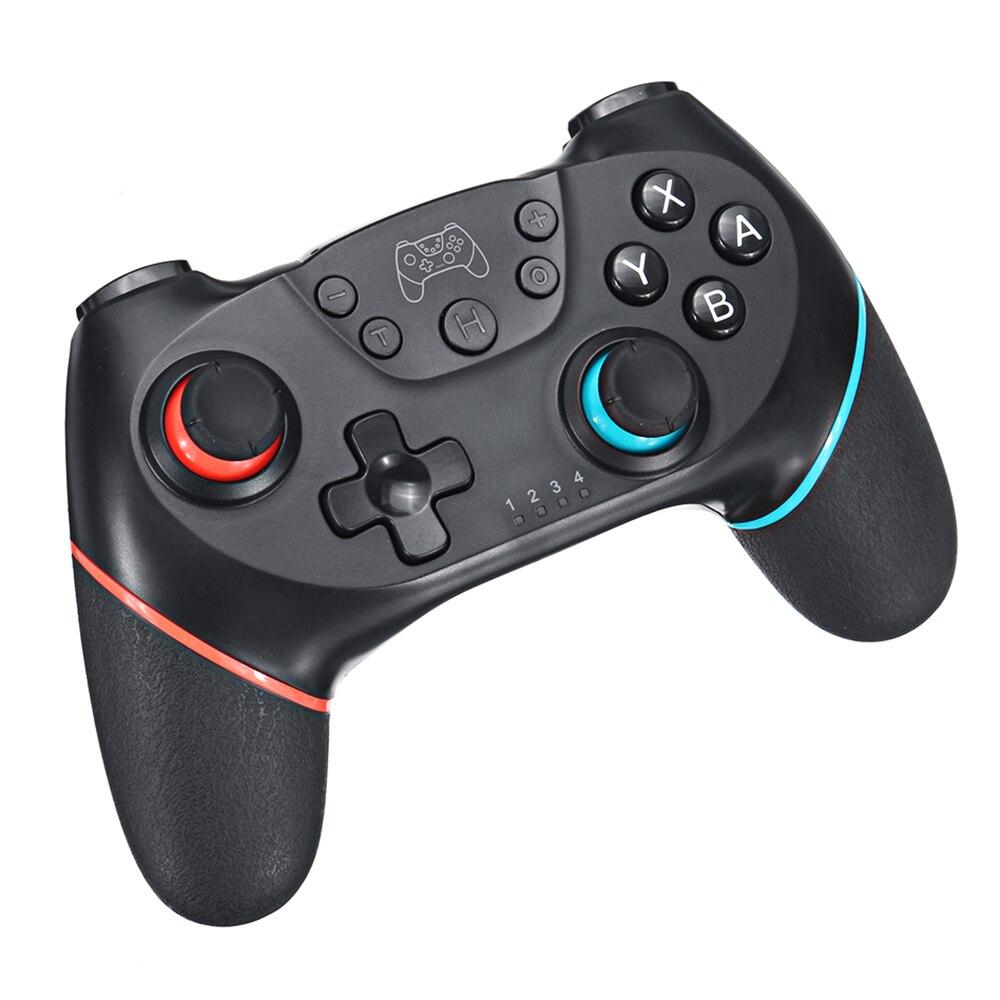 Joystick Bluetooth Gamepad Controlador Consola-De-Juego Nintend Pro Interruptor Inalmbrico