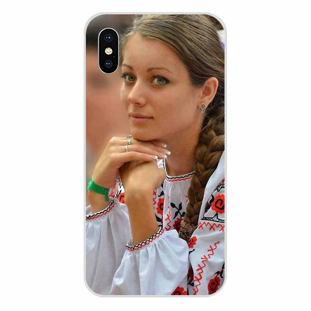 For LG G2 G3 G4 G5 G6 G7 K4 K7 K8 K10 K12 K40 Mini Plus Stylus ThinQ 2016 2017 2018 TPU Transparent Cover Bag Woman Face Fantasy