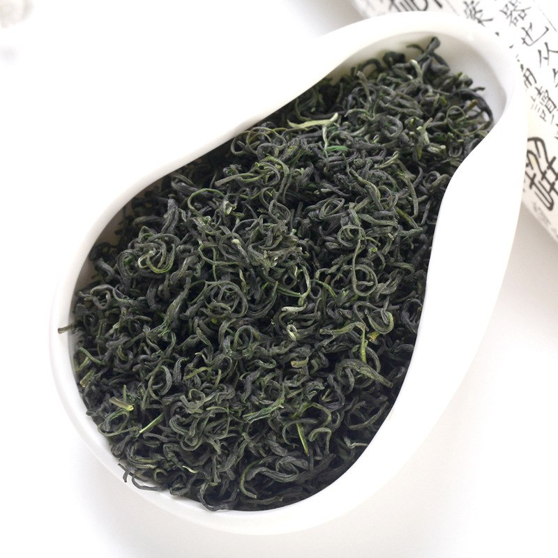 2019 Chinese High Mountains Yunwu Green Tea Real Organic New Early Spring Tea for Weight Loss Green Food Health Care 2