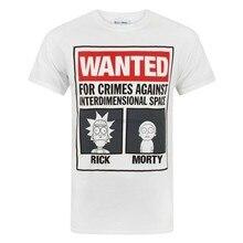 T-shirt Rick et Morty,