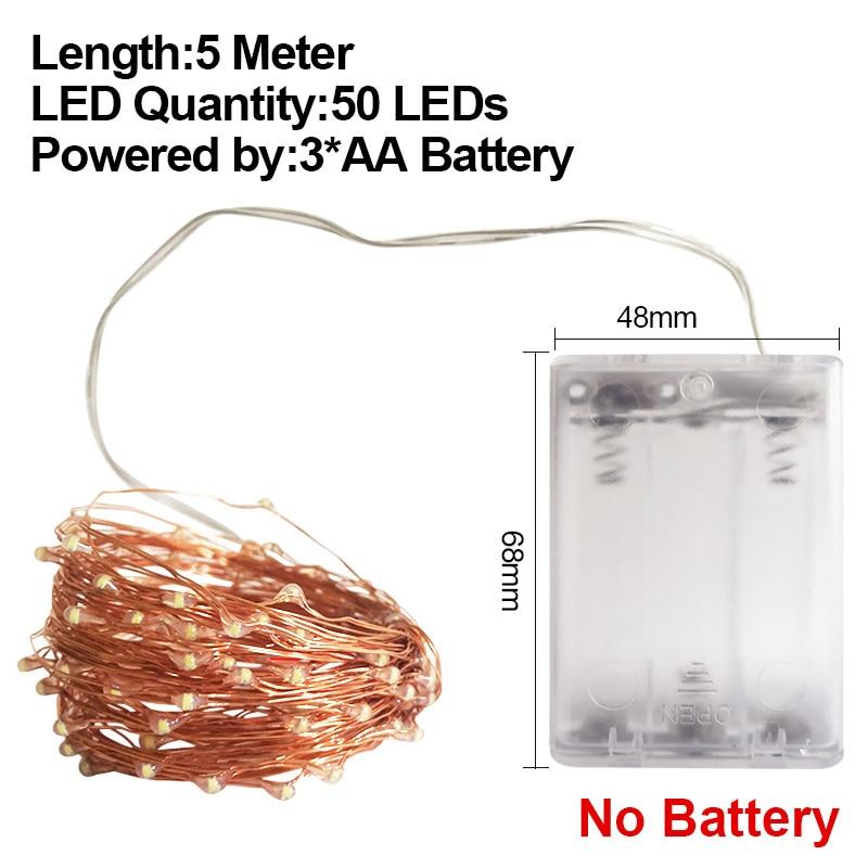 5M AA No Battery
