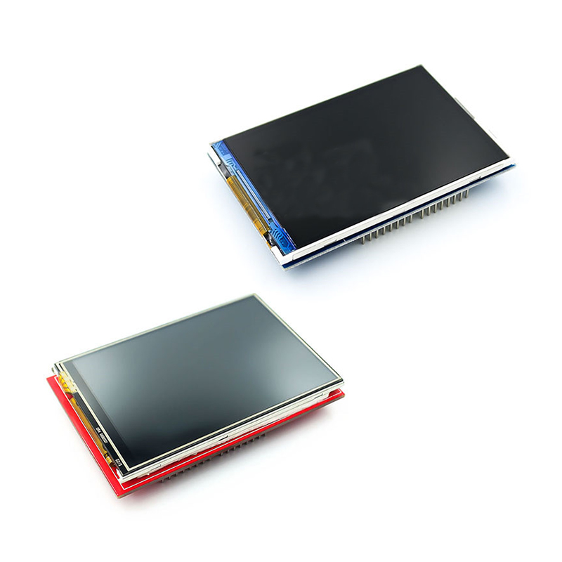 3.5 inch 480x320 <font><b>TFT</b></font> LCD Touch Screen Module ILI9486 LCD Display for <font><b>Arduino</b></font> UNO MEGA2560 Board with/Without Touch Panel image