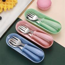 Детские гаджеты набор посуды детская посуда из нержавеющей стали