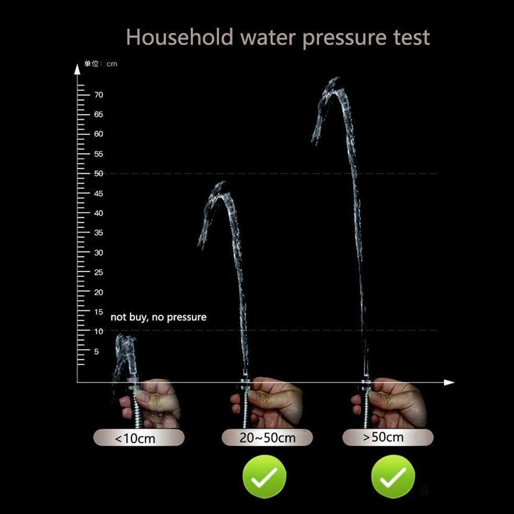 Высокое Давление Душ Насадка с ON% 2FOff Переключатель 3 Функция Вода Насадка для душа Ванная Экономия Регулируемый Boost SPA Душ Аксессуары