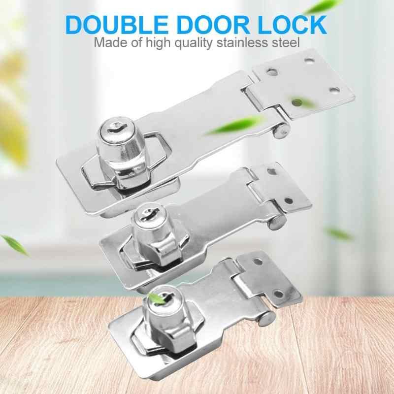 Double ouvert Anti-vol boîte aux lettres loquet armoire armoire casier haute anticorrosif et lumineux traitement meubles matériel
