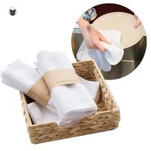 """Anti Microbiële Bescherming Vaatdoeken Bleach Veilige Kleur Vaatdoek Absorberende Vaatdoek Keuken Handdoek Antibacteriële 17.7 """"x14.9"""" rag"""
