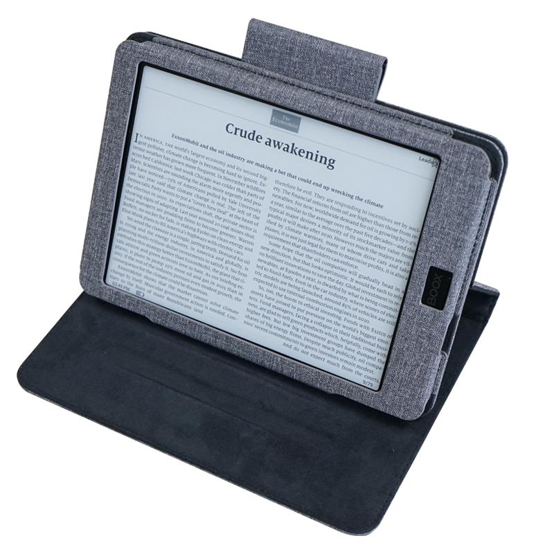 Original New Boox Nova2 Holster Embedded Original Leather Case Ebook Case Top Sell Cover For Onyx BOOX NOVA PRO NOVA 2 7.8inch