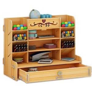 Ayane caneta criativa recipiente, caixa de armazenamento, pequena malha, escritório, mesa, prateleira, para estudantes, casa, personalidade, organizador simples