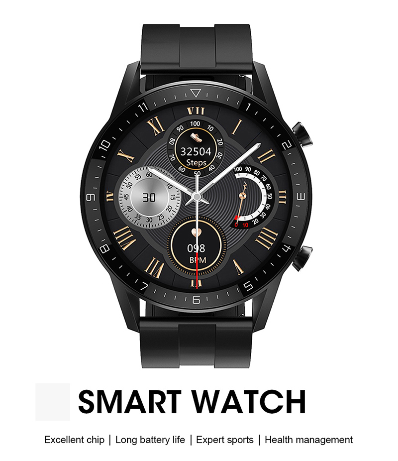 TIMEWOLF Smart Watch Men 2021 Bluetooth Call Android Smartwatch Men IP68 Reloj Inteligente Smart Watch For Men IOS Iphone