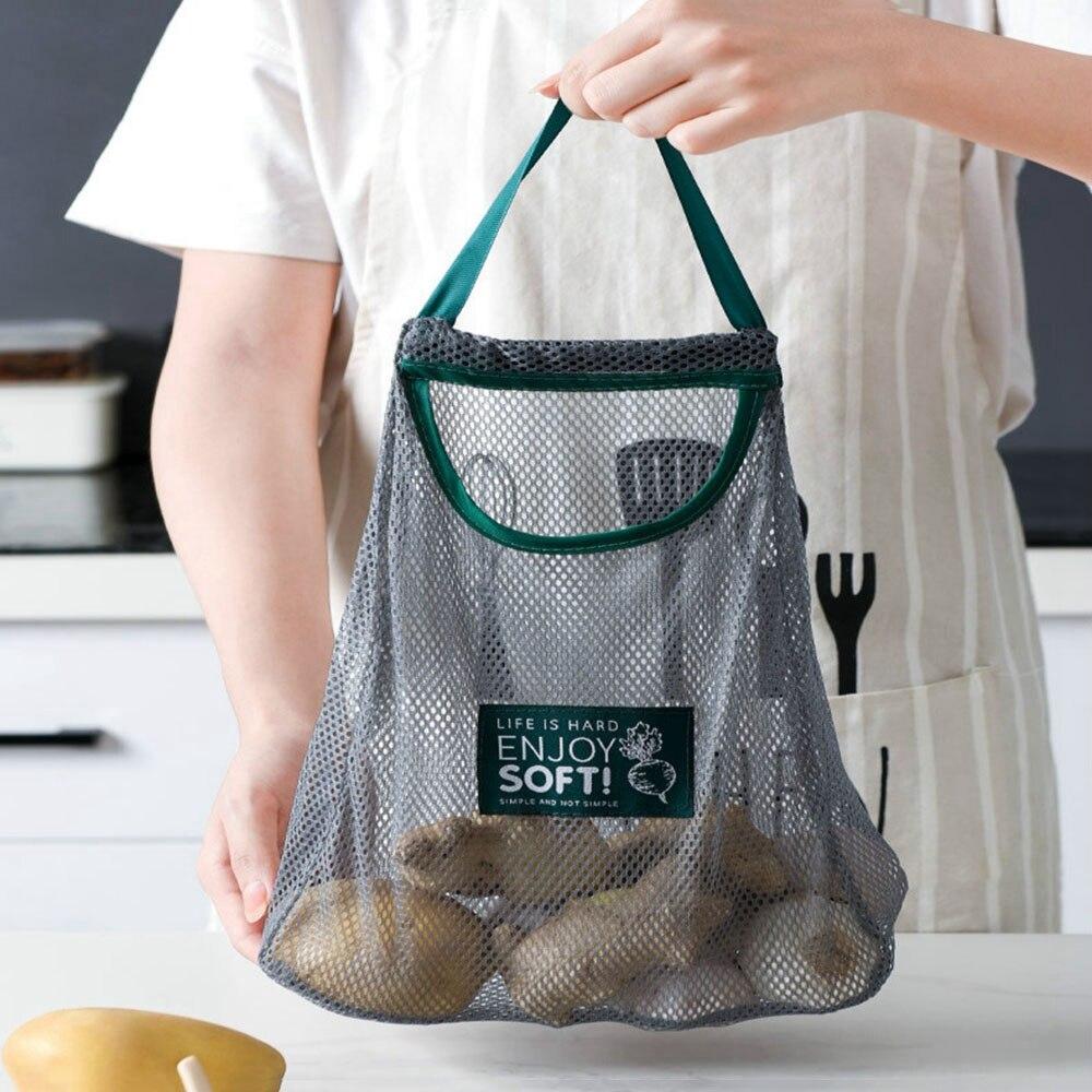 25*27 cm saco de compras portátil reutilizável mercearia armazenamento bolsa grande capacidade saco de portador de supermercado reciclar shopper tote